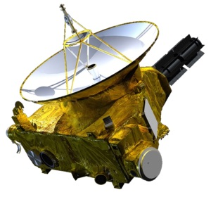 The New Horizons Spacecraft, launched January 19, 2006