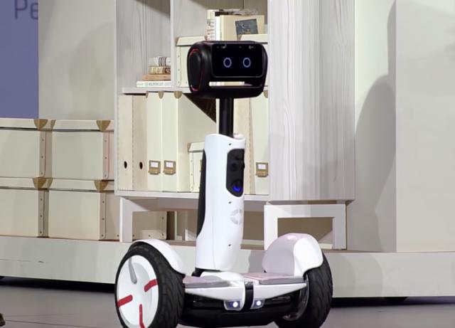 Loomo Robot