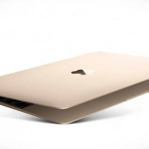 Gold MacBook Retina