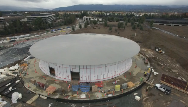 Apple Campus 2017