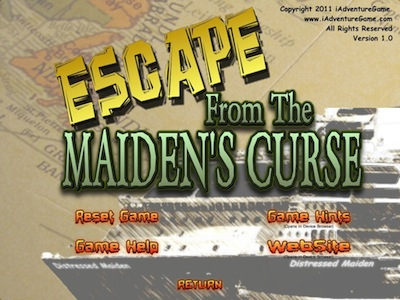 Escape from the Maiden's Curse