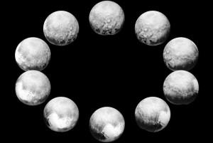 24 hours of Pluto (courtesy NASA)