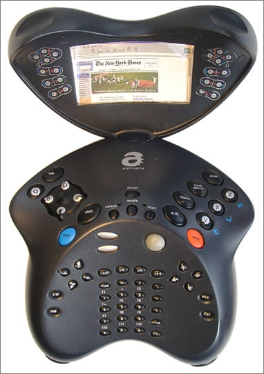 AlphaGrip HC Ergonomic Computer