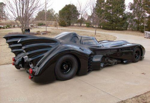 For Sale: 1 Batmobile. Excellent Shape, Used Only On Emergencies