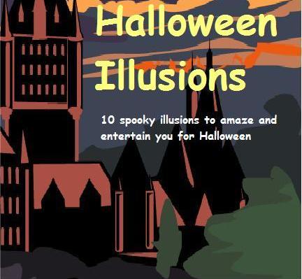 Halloween Optical Illusions