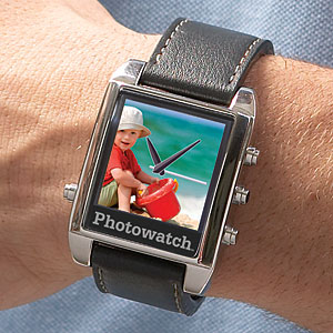 Digital Photo Watch Perfect For Grandparents