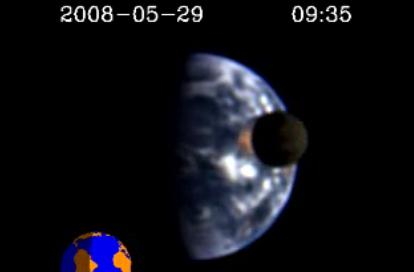 NASA Captures Remarkable Video of Earth and Moon
