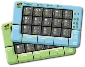 Bluetooth Frogpad – Portable One Handed Keyboard