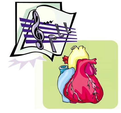 University of Maryland proves that relaxing music is good for the heart