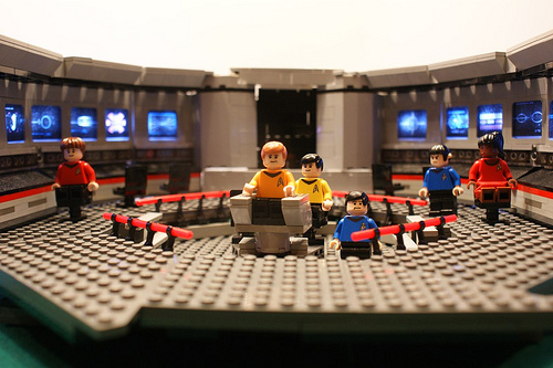 Lego Star Trek – All Hands on the Bridge