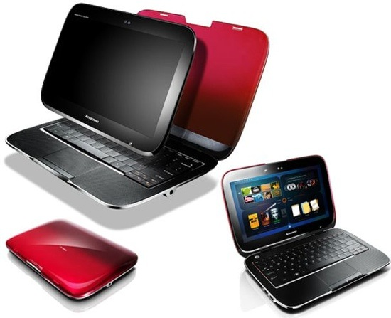 Lenovo Ideapad U1 Hybrid Takes Hybrid Computing a Step Farther
