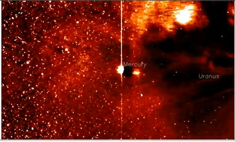 Mysterious Giant Spacecraft Near Mercury Spotted by NASA?