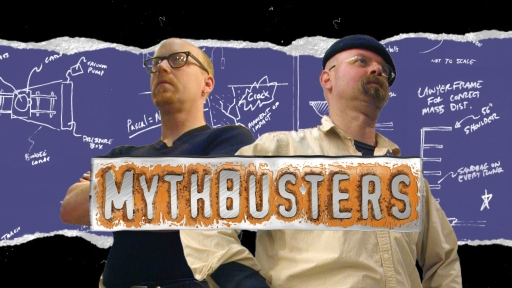 Mythbusters on Shark Week Results