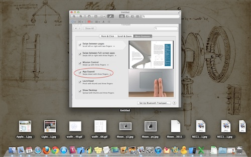 Browse Recent Documents by Thumbnail in the Mac Preview App