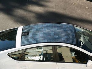 SEV Solar Roof Modules Adds Real Miles To Your Driving