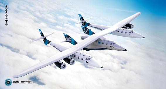 Virgin Galactic aims for 2010 public space tourism flights
