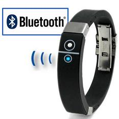Stylish Bluetooth Bracelet Lets You Know When You Have A Call