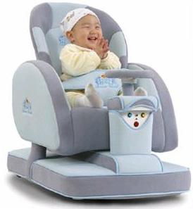Bomo Robotic Baby Carriage