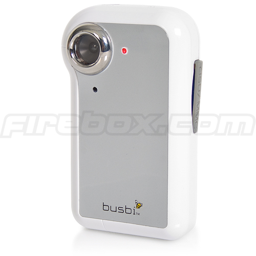 Busbi is Low Cost Point and Shoot Video Camera