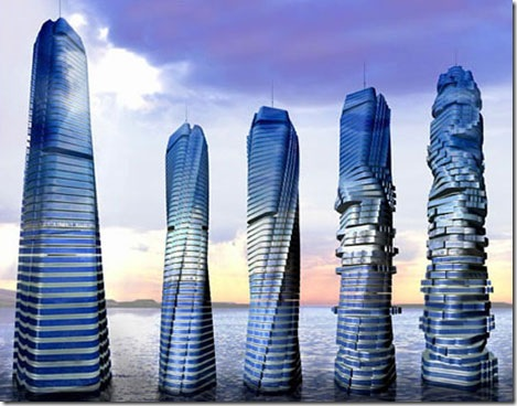 Dubai Set to Build Rotating Tower Building