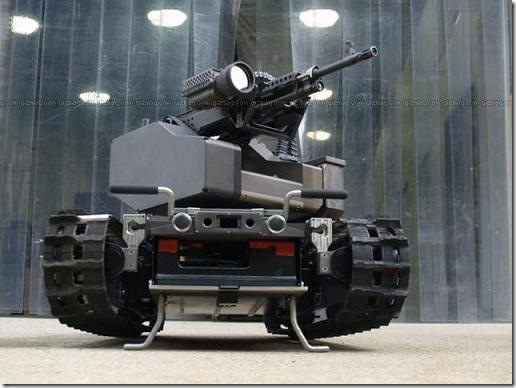 Remote Control Robotic System MAARS Begins Delivery to Military