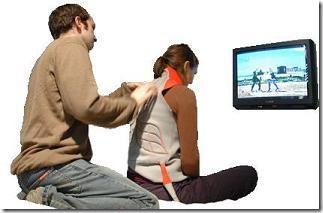 Massage Me Jacket Turns Video Game Into Massage