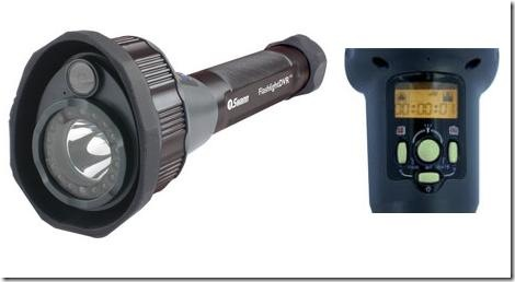 Swann DVR Flashlight with IR Capabilities