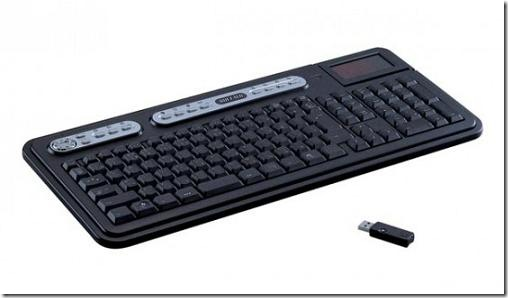 Buffalo Announces Solar Powered Wireless Keyboard