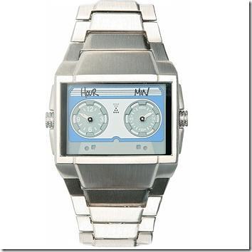 Cassette Tape Watch is 80s Retro