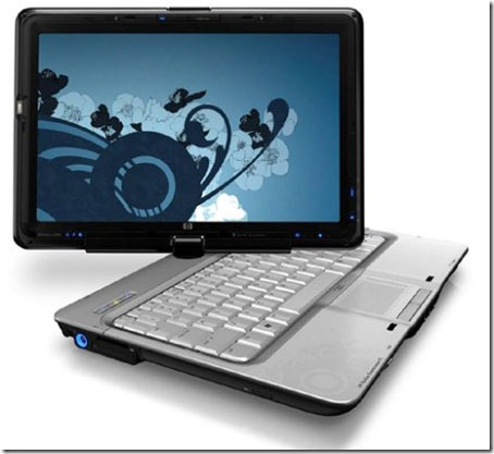 Hp tx2500z Tablet Computer Released