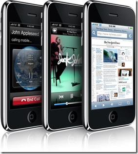 iPhone 3G Announced at WWDC, New Features and Available in July