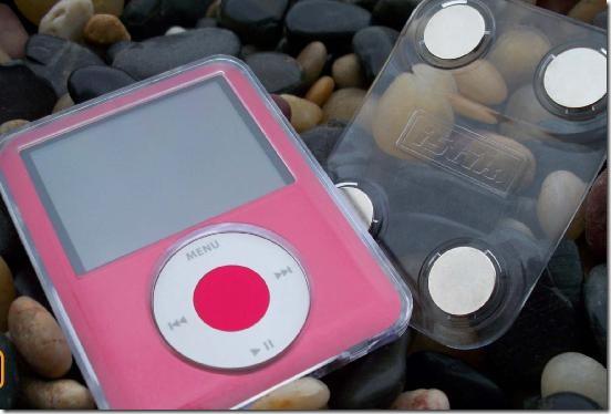 Stick Your iPod Nano Somewhere with iStik