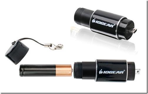 IOGear GearJuice for Mobile Mini USB Power Backup