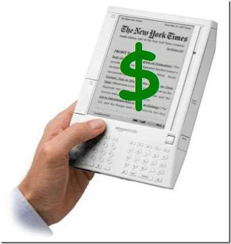 Analyst Predicts Kindle Will Be Worth $750 million To Amazon