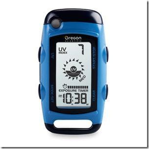 Oregon Scientific UV888A Personal UV Monitor