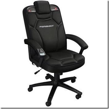 Pyramat Wireless Sound Chair