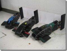 Robotic Fish Work Together
