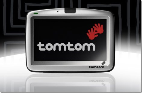 TomTom Software for iPhone 3G