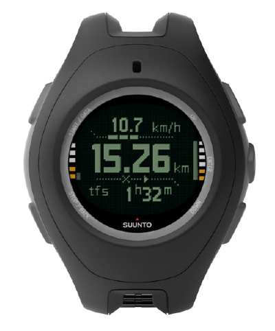 Suunto X10 GPS Watch is perfect for outdoor adventures