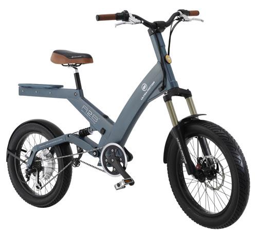 A2B Electric Bike by Ultra Motor