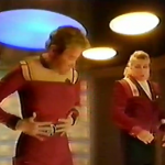 What Would Captain Kirk's Day Be Like Without The Usual Scotty?