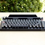 Would a Mechanical Typewriter Keyboard Make Your Tablet More Productive?