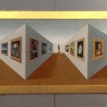 3D Wall Art Delivers Great Optical Illusion