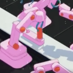 Robots Building Robots Building Robots