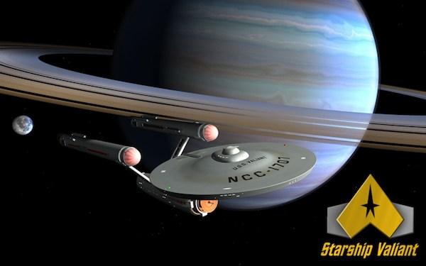 Starship Valiant
