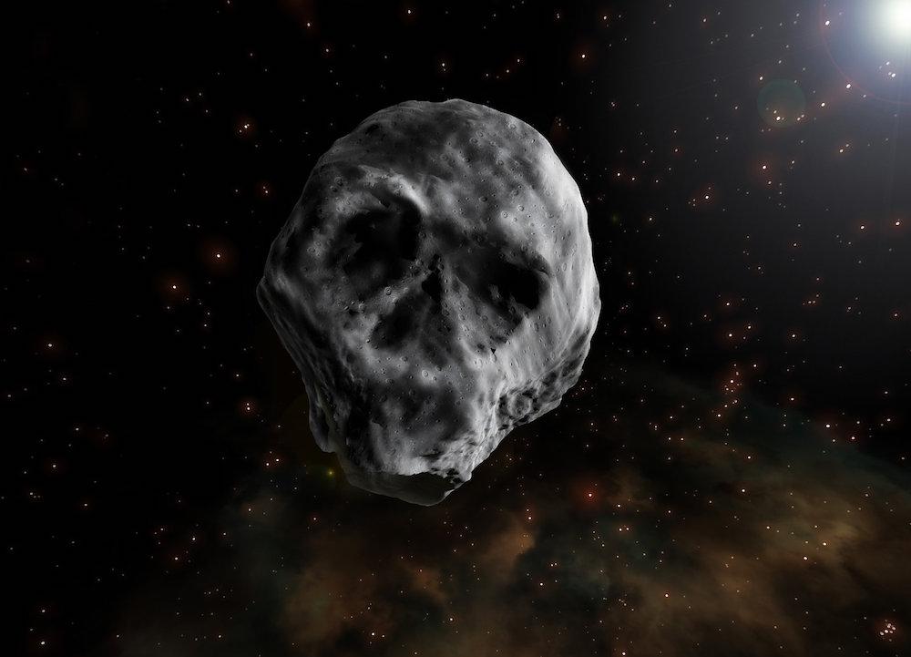 Halloween Asteroid